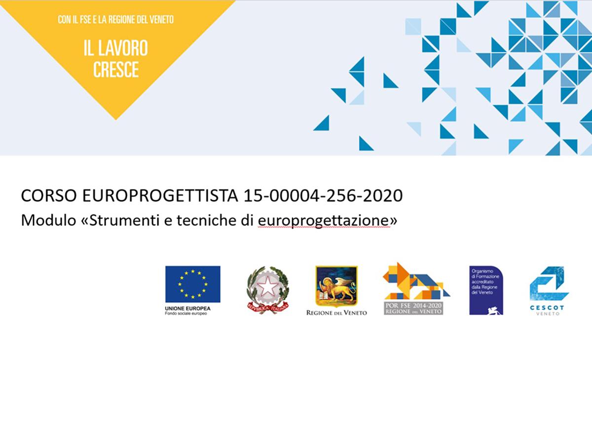 Corso di formazione di gruppo per europrogettista